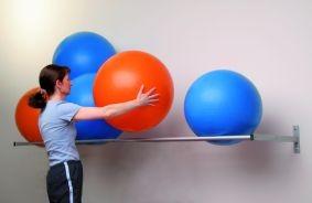 Wandhouder gymballen