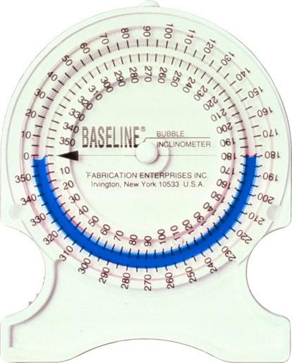 Bubble Inclinometer