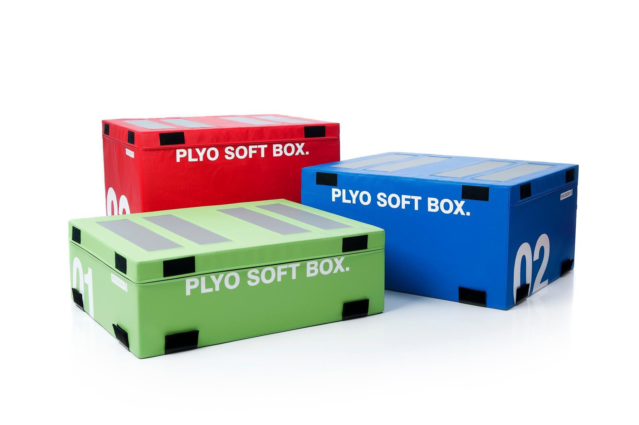 Reebok plyo soft boxes set
