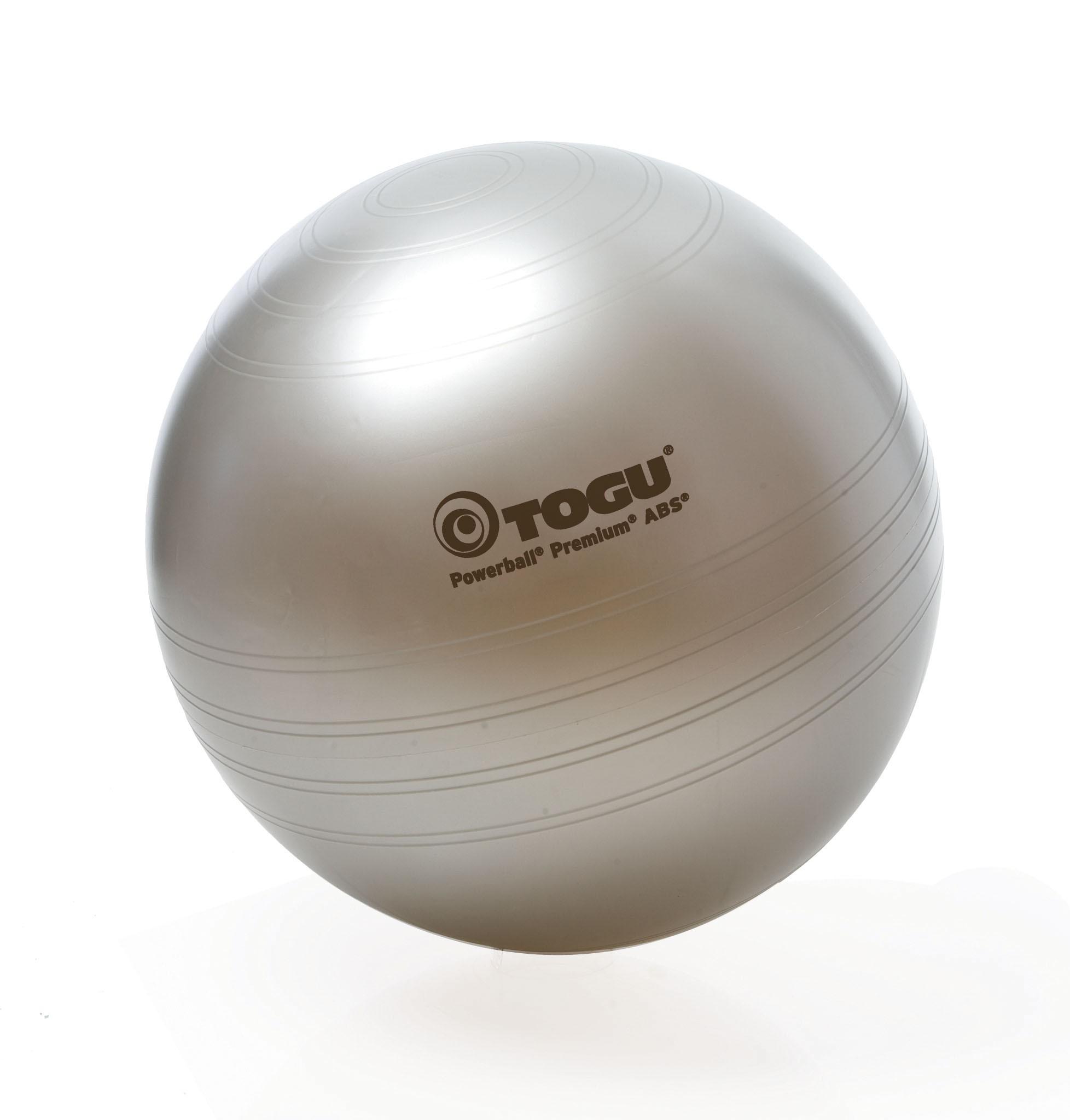 Togu Powerbal Premium ABS zilver