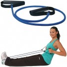 MSD-Band Tubing with Handles extra sterk-blauw