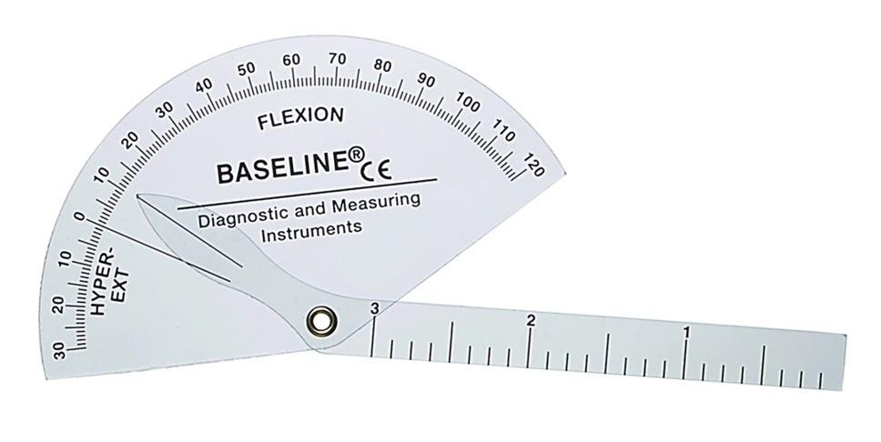 Flexion/Hyper-Extension Goniometer