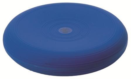 Togu Dynair Balkussen/Wiebelkussen 33 cm blauw